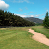 Kingussie GC: 14th hole -