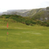 A view of a green at Royal Tarlair Golf Club