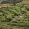 Aerial view of Loudoun Gowf Golf Club