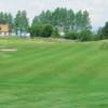 A view of a fairway at Grangemouth Golf Club