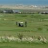 A view from East Aberdeenshire Golf Centre (Imagine Golf)