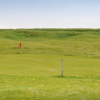 A view of a hole at Sanday Golf Club (Scotlandsgolfislands)