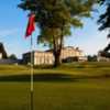 A look at the 17th green at Cally Palace