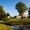 A look at the 15th green at Cally Palace