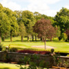 A view from Ratho Park Golf Club