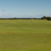 A view of hole #2 at Eden Course from St. Andrews Links
