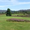 A view of a hole at Fort Augustus Golf Club