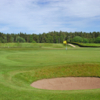 A view of hole #13 at Old Course from Edzell Golf Club