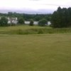 View of a green at Lethamhill Golf Course