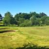 A view of a green at Gailes Golf Leisure