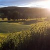 View from Torphins Golf Club